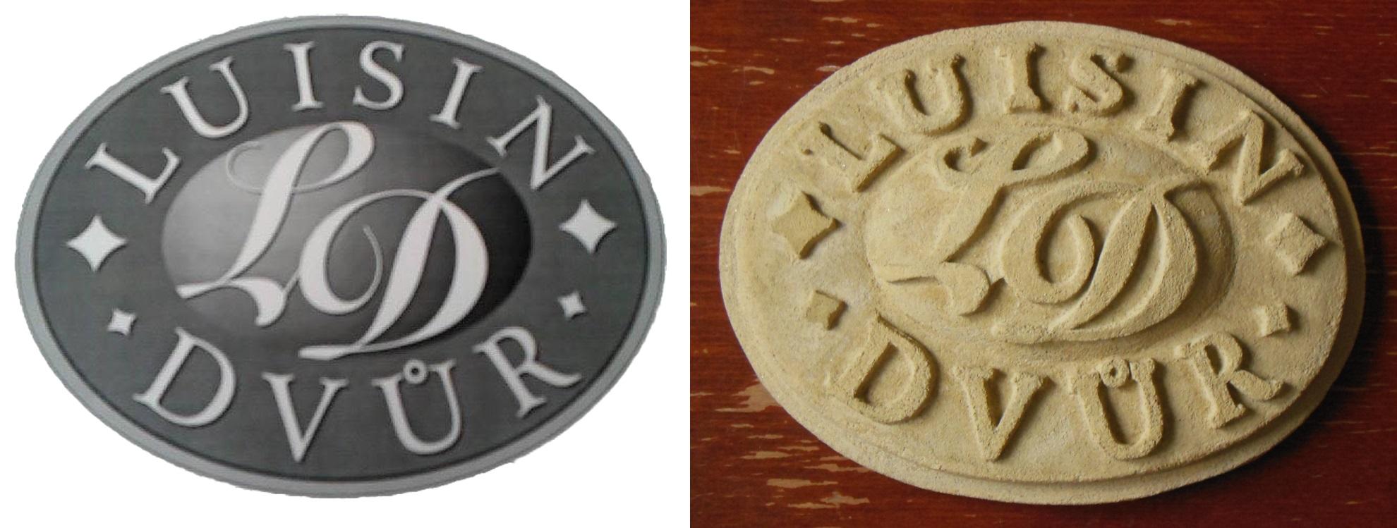 Luisin Dvur logo